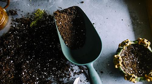 Matériaux jardinage en vrac laurentides